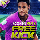Free Kick 2018 - Mutiplayer Football Game APK