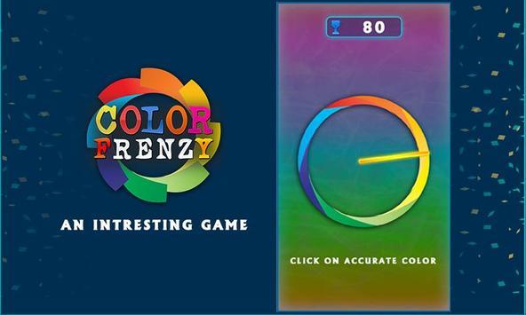 Crazy Color Frenzy screenshot 1