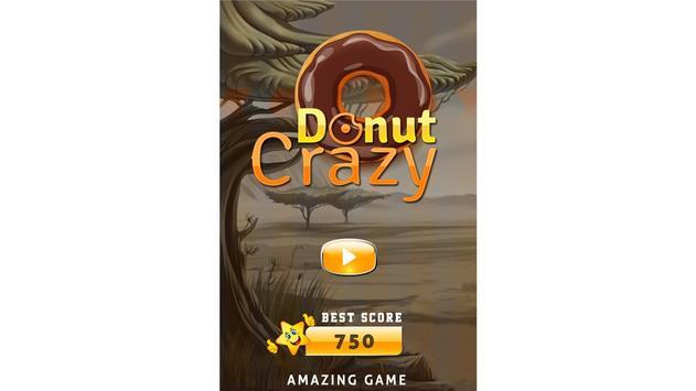 Donut Crazy Sweet Match3 screenshot 3