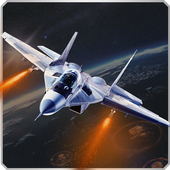 Galaxy Attack Combat Jet icon