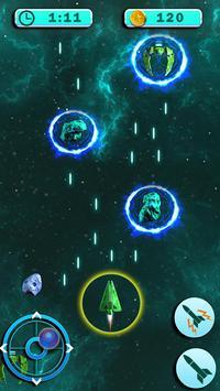 Galaxy Attack Combat Jet screenshot 2