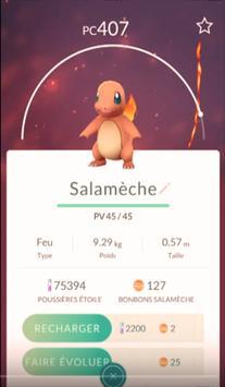 Guide For Pokémon GO Tips 2016 screenshot 2