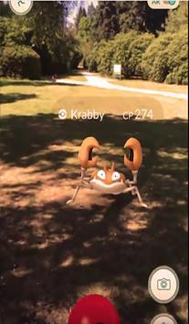 Guide For Pokémon Go 2016 New screenshot 5