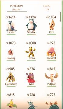 Guide For Pokémon Go 2016 New screenshot 9