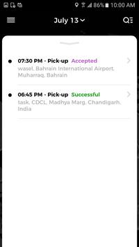 Wasel Delivery Drivers screenshot 3
