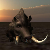 Manfred the Warthog icon