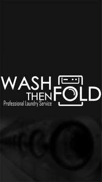 WashThenFold poster