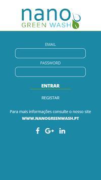 Nano Green Wash poster