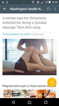 Washington Health poster
