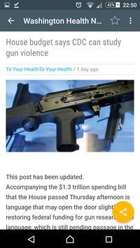 Washington Health screenshot 1