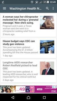 Washington Health screenshot 3