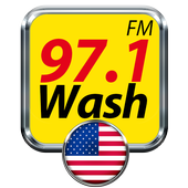 97.1 Wash FM Washington DC Radio Stations icon