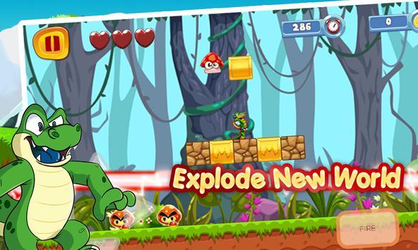 Crocodile Attack screenshot 4