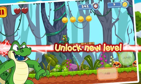Crocodile Attack screenshot 2