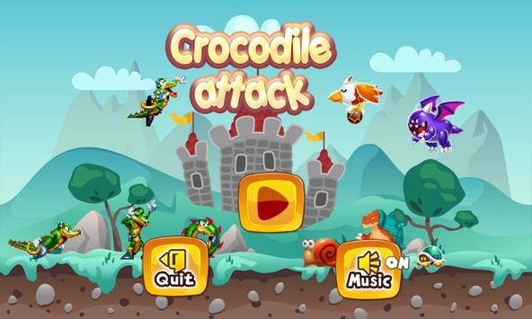 Crocodile Attack screenshot 3