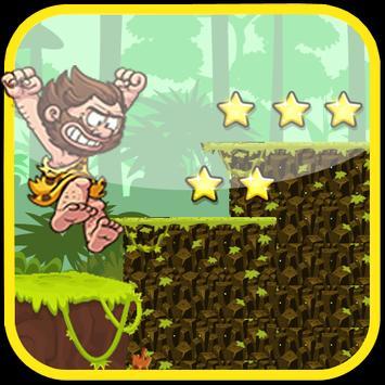 Caveman Dash Adventure poster