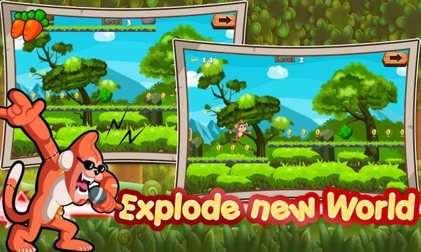 Jungle Monkey World poster