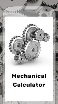 Mechanical Calculator poster