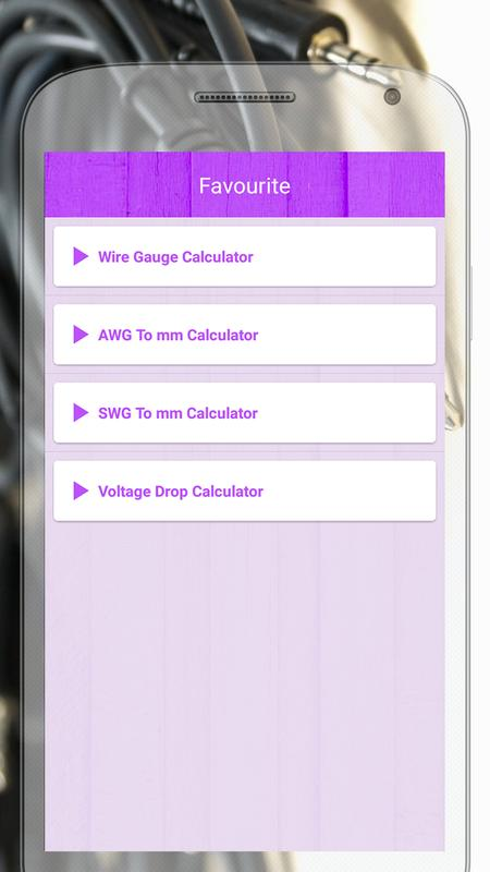 Electric wire calculator apk download free education app for electric wire calculator apk screenshot greentooth Gallery