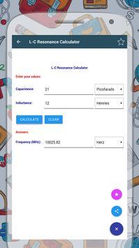 Physics Calculator apk screenshot