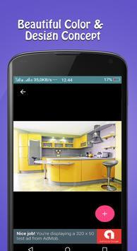 Kitchen Set Design : 1000+ Idea for Kitchen Room screenshot 10
