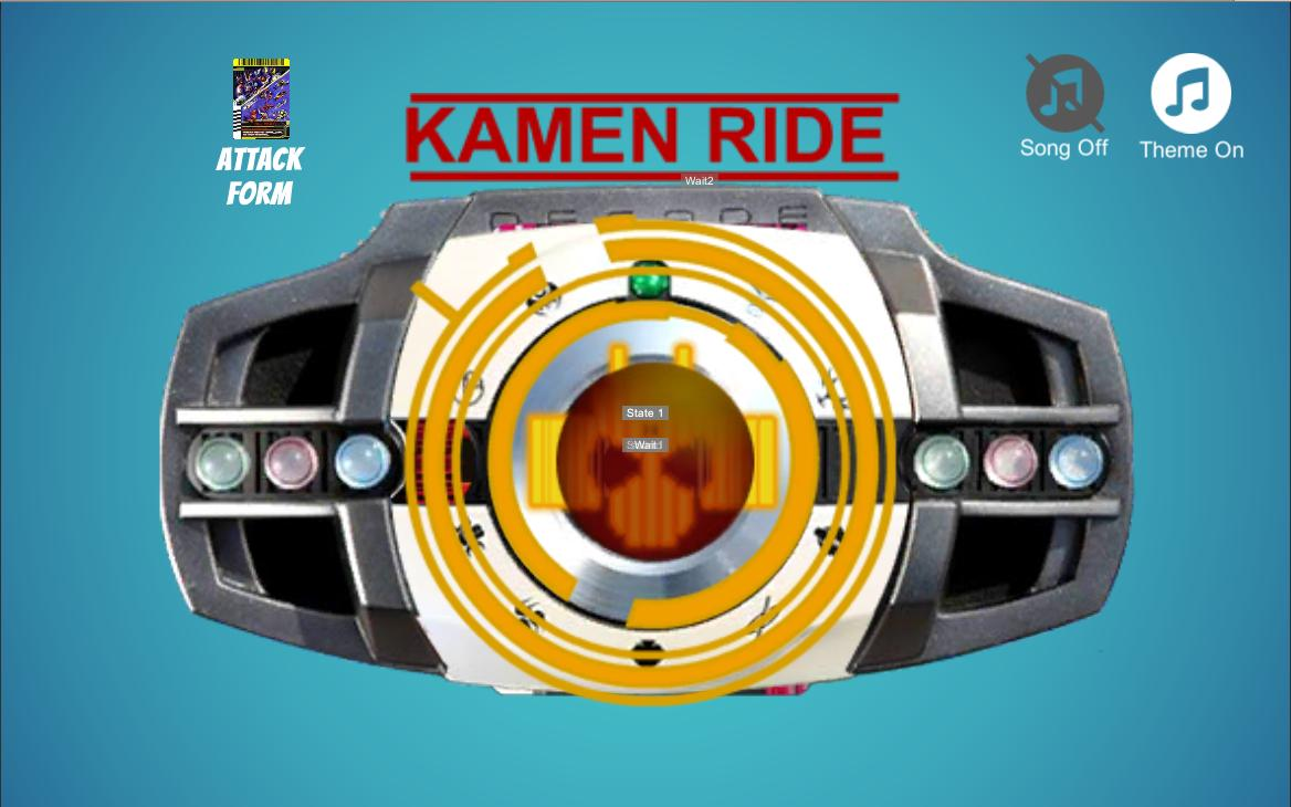 DX Simulation Belt for Decade henshin for Android - APK Download