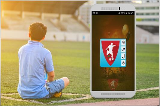وصلة كرة القدم المغربية - البطولة الوطنية poster