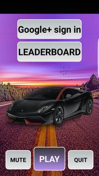 Highway Racer poster