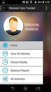Wassan Gps Tracker screenshot 7