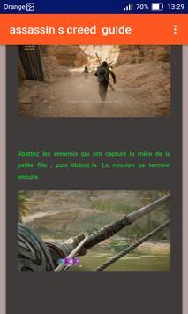 Guide pour Assassin's creed origin screenshot 2