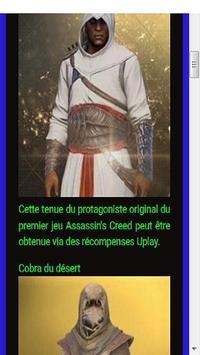 Guide pour Assassin's creed origin screenshot 6
