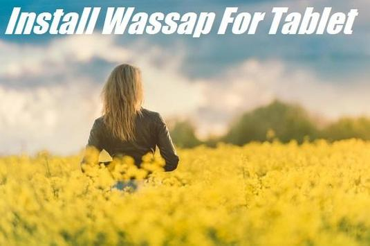 Trucos para Instalar WassApp en tablet bài đăng