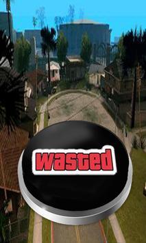 Wasted Sound Button screenshot 1