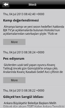Sözcü apk screenshot