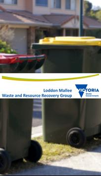 Loddon Mallee Waste poster