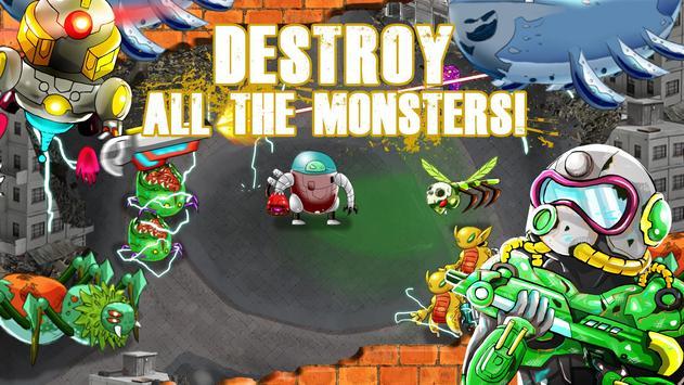 Wasteland Defense TD apk screenshot