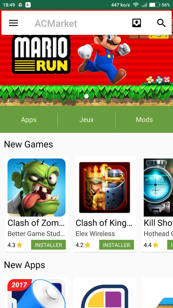 AC Market 【Free Download】 for Android - APK Download