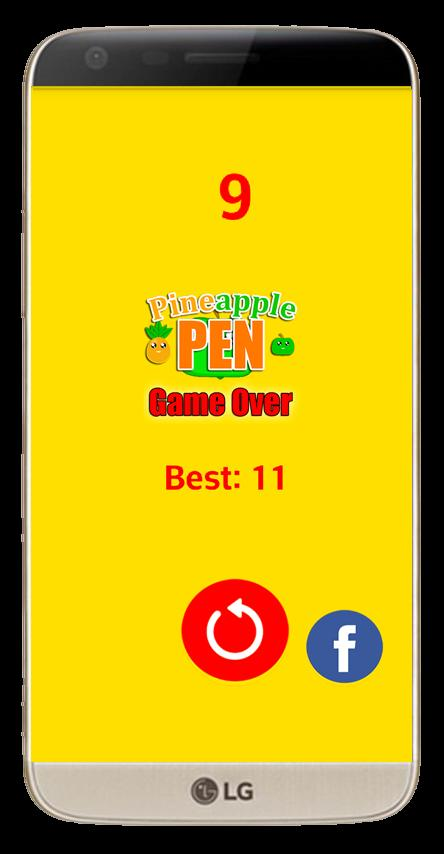 Pineapple Pen Online Game