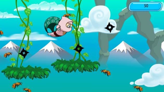 Mountain Ninja Hattori screenshot 12