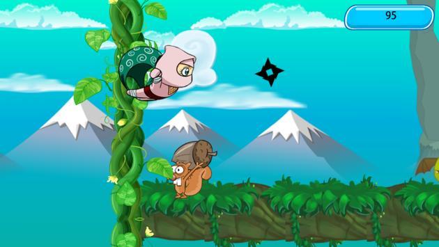 Mountain Ninja Hattori screenshot 7