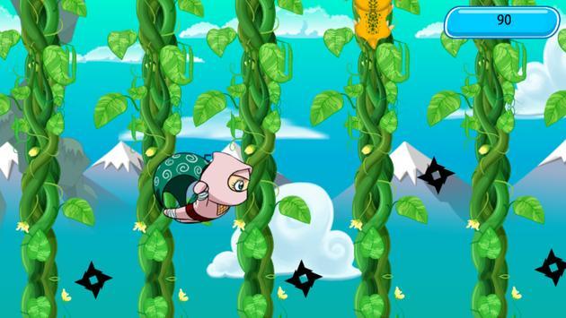 Mountain Ninja Hattori screenshot 4
