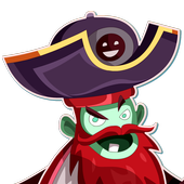 Zombie Pirates VR Shooter icon