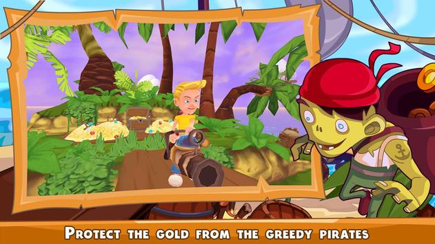 Zombie Pirates VR Shooter screenshot 2
