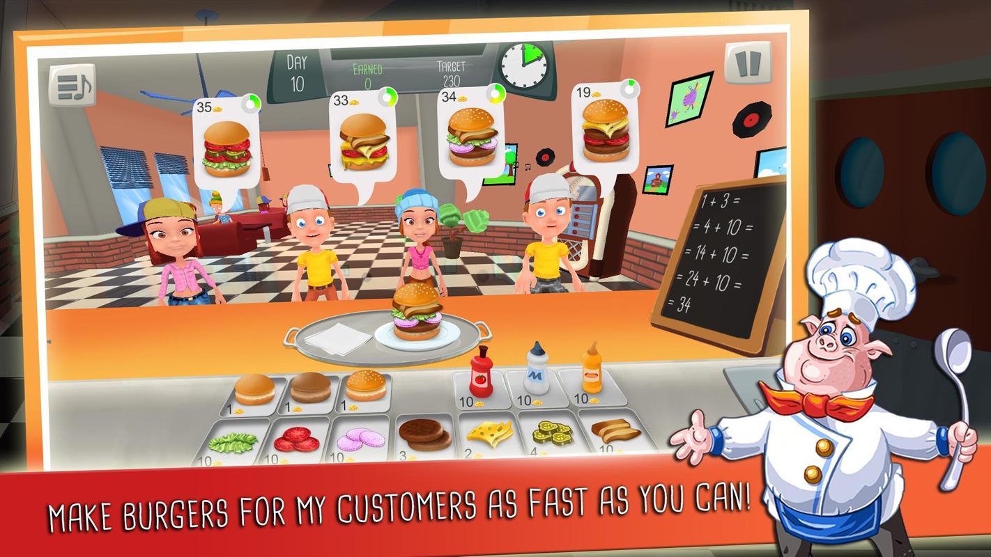 Citizen burger disorder симулятор макдональдса обзор игры youtube.