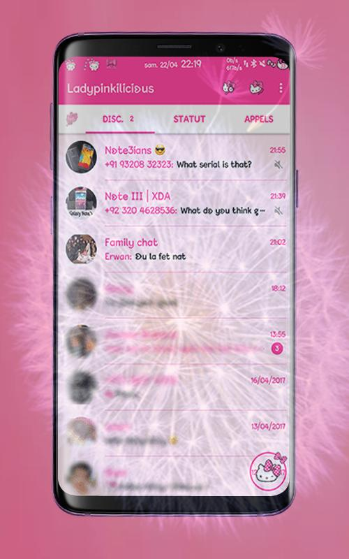 Wa Pink Wallpaper For Android Apk Download