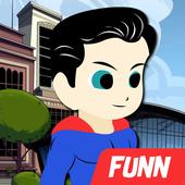 Super Justice Man icon