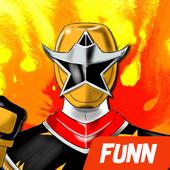 Rangers Super Ninja Steel icon