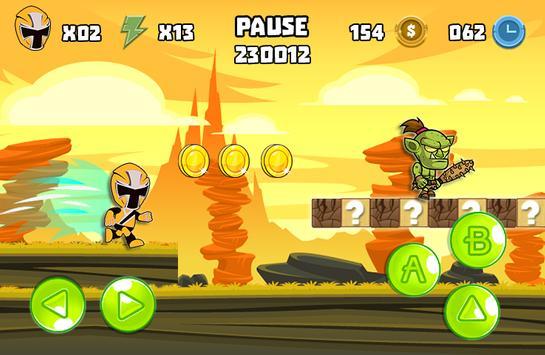 Rangers Super Ninja Steel apk screenshot