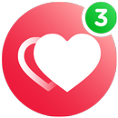 Dating App, Flirt & Chat : W-Match icon