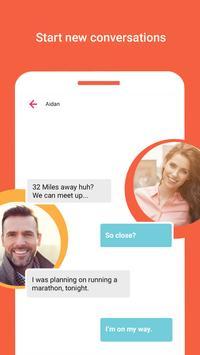 قابل صديقك ودردش معه W-Match تعارف , دردشة , زواج تصوير الشاشة 1